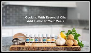 Cooking with Essential Oils www.EssentialOils4Sale.com