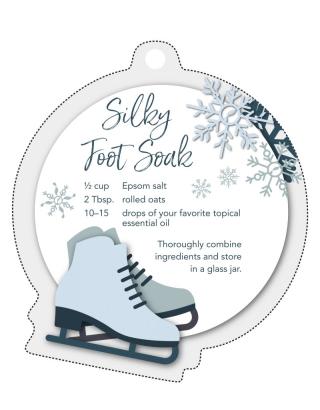 Silky Foot Soak www.EssentialOils4Sale.com