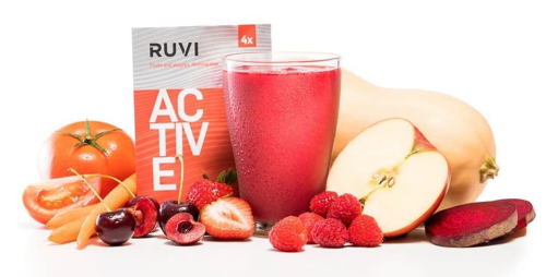 Ruvi active www.HealthyEasyFood.com