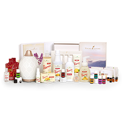 Young Living Australia and New Zealand Healthy Home Premium Starter Kit www.EssentialOils4Sale.com