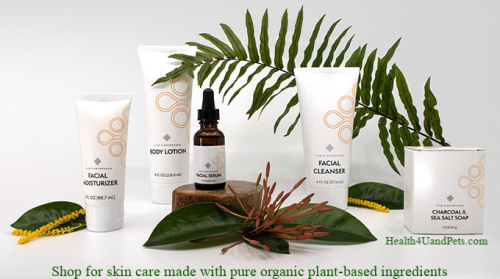 Shop for skin care products www.Health4UandPets.com