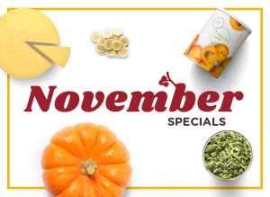 November Thrive Life Specials www.HealthyEasyFood.com