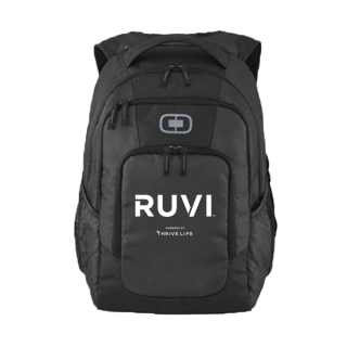 Thrive Life Ruvi Backpack www.JoinThriveLife.com