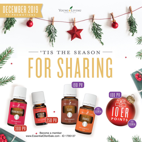 Philippines Young Living promos www.EssentialOils4Sale.com