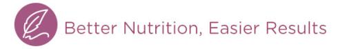 Better nutrition  easier results www.HealthyEasyFood.com