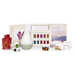 Young Living Australia and New Zealand Premium Starter Kit with Dewdrop Diffuser www.EssentialOils4Sale.com