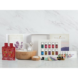 Young Living Malaysia Premium Starter Kit with Aria Diffuser www.EssentialOils4Sale.com