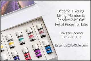 Become a Young Living Member www.EssentialOils4Sale.com