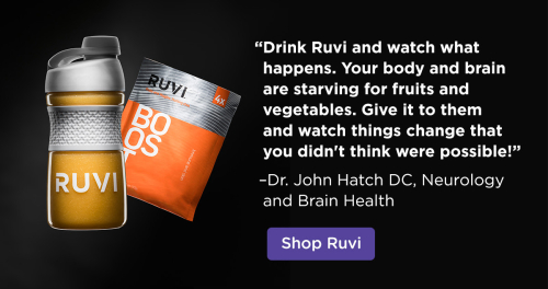 Ruvi Health Drink from Thrive www.HealthyEasyFood.com