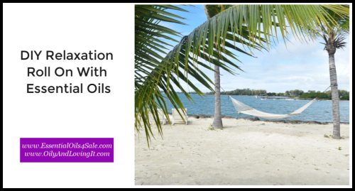 DIY Relaxation Roll On With Essential Oils www.EssentialOils4Sale.com