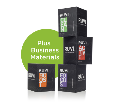 Ruvi Stater Kit from Thrive Life www.HealthyEasyFood.com