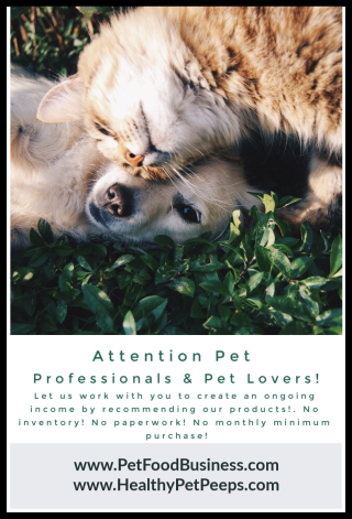 Pet Professionals And Pet Lovers! Start Your Own Pet Food Business -www.PetFoodBusiness.com