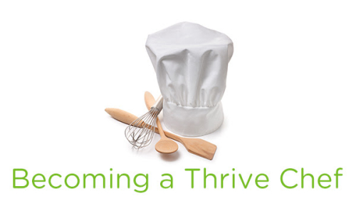 Become a Thrive Life chef www.HealthyEasyFood.com