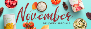 November Thrive Life Specials
