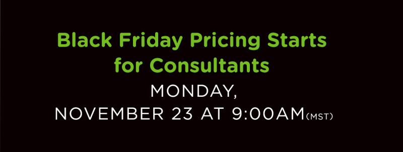 Thrive Life Consultants Shop Early For Black Friday www.HealthyEasyFood.com