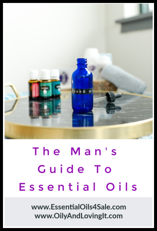 The Man's Guide To Essential Oils - www.EssentialOils4Sale.com