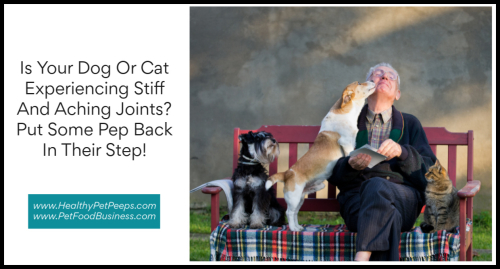 Life's Abundance Agility Formula For Dogs And Cats www.HealthyPetPeeps.com