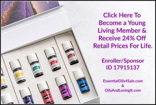 Become a Young Living member at www.EssentialOils4Sale.com