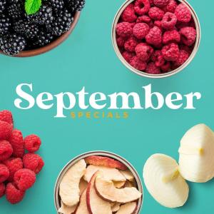 September Specials