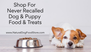 Shop for dog foods with no recalls