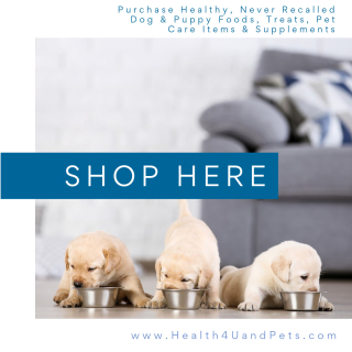 Purchase Healthy Products For Your Dog And Puppy