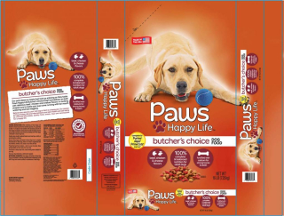 Paws Happy Life Dog Food Recalled www.HealthyPetPeeps.com