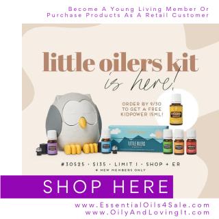 Shop For The KidScents Little Oilers Premium Starter Kit www.EssentialOils4Sale.com