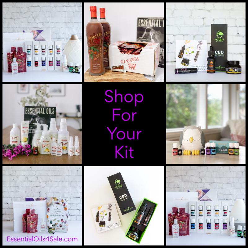 Shop for your Young Living Kit www.EssentialOils4Sale.com