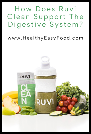 How Does Ruvi Clean Support The Digestive System - www.HealthyEasyFood.com