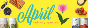 Thrive Life April specials