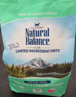 Natural Balance Dry Cat Food Recall www.HealthyPetPeeps.com