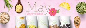 Thrive May Specials