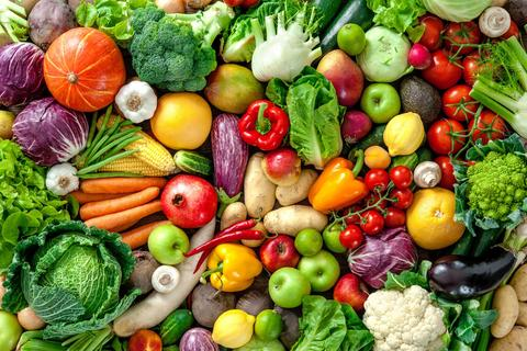 Eat Over 30 Different Plants Per Week